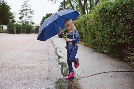 Rainy day in May { Rainy day photos in Colorado}